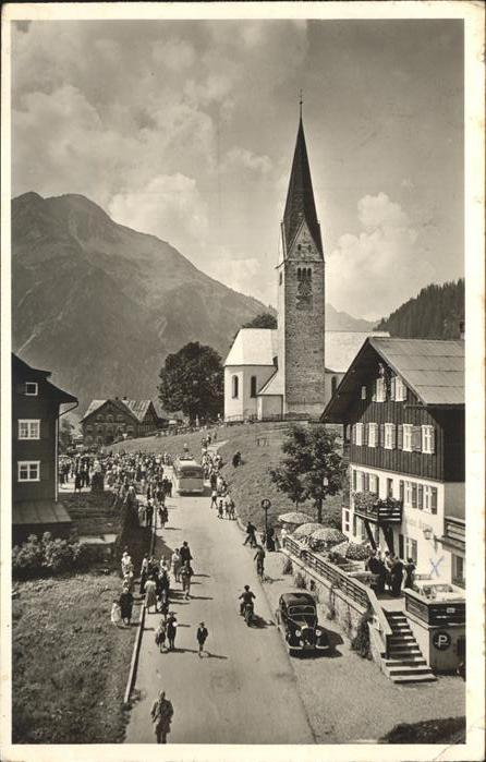 Mittelberg Kleinwalsertal Hotel Pension