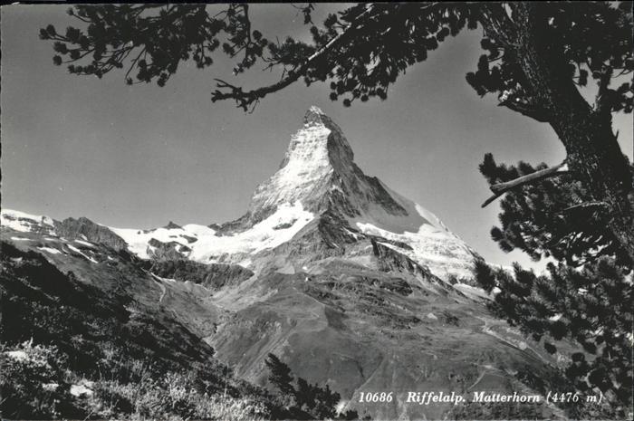 Matterhorn VS Matterhorn / Matterhorn /Rg. Matterhorn