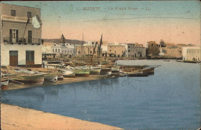 Bizerte Le Vieux Port