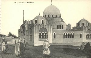 Alger Algerien La Medersa / Algier Algerien /