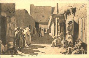 Biskra Un village du sud