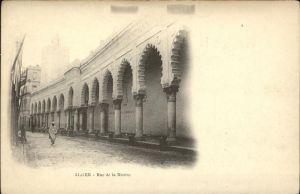 Alger Algerien Rue de la Marine / Algier Algerien /