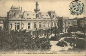 Bone Le Cours Jerome Bertagna et l Hotel de Ville