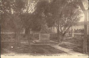 Cherchell Le Monument aux Morts Kriegerdenkmal