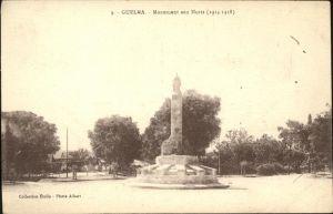 Guelma Monument aux Morts Kriegerdenkmal