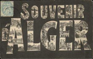 Alger Algerien Souvenir d Alger  / Algier Algerien /