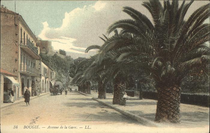 Bougie Avenue de la Gare