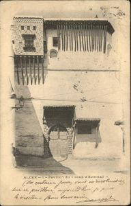 Alger Algerien Pavillon du