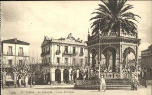 Blida Algerien Le Kiosque Place d Armes Pavillon