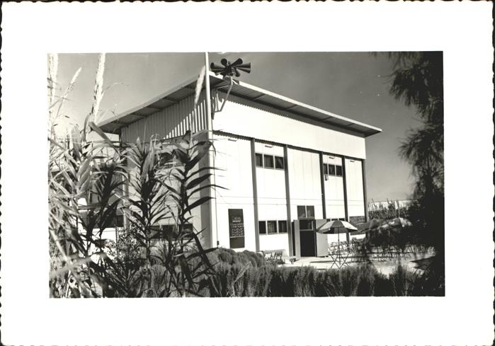 Hassi Messaoud Base de Maison Verte La Salle des Fetes
