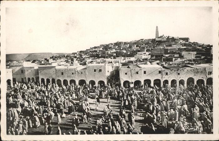 Ghardaia M Zab vue generale