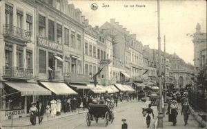 Spa Liege Rue Royale Kat.