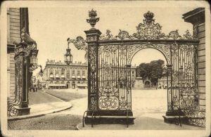 Nancy Lothringen Place Stanislas / Nancy /Arrond. de Nancy
