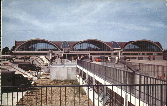 Saint Louis Missouri Airport Terminal Building Kat. United States