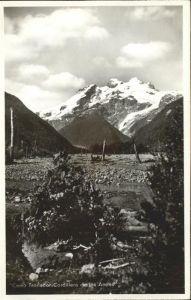 Argentinien Cerro Tronador Cordillera des los Andes Kat. Argentinien