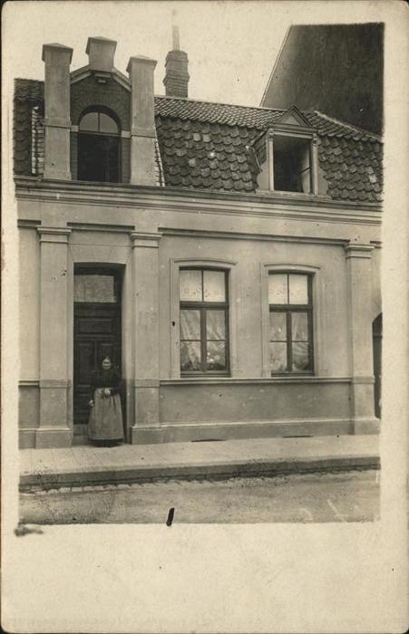 Altona Hamburg Wohnhaus Frau / Hamburg /Hamburg Stadtkreis