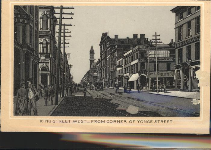King Street West Kitchener Ont