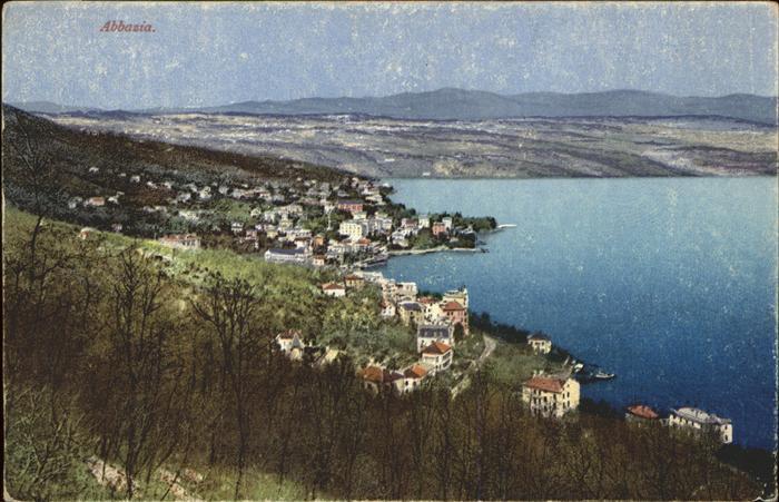 Abbazia Istrien Seebad Kvarner Bucht / Seebad Kvarner Bucht /Primorje Gorski kotar