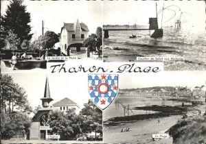 Tharon-Plage l'Eglise la Plage / Saint-Michel-Chef-Chef /Arrond. de Saint-Nazaire