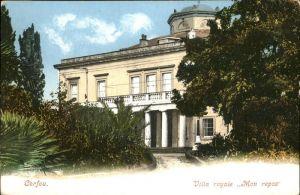 Corfou Villa royale