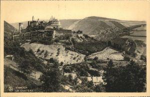Vianden Ruines du Chateau Burgruine