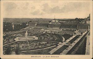 Bruxelles Bruessel Le Jardin Botanique Kat.