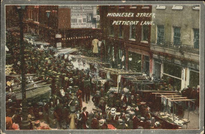 Middlesex Petticoat Lane