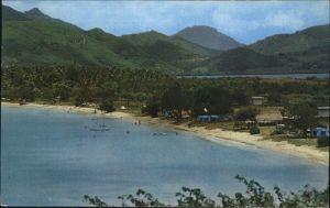 Martinique Ste Anne Plage de la Pointe Marin Kat. Frankreich