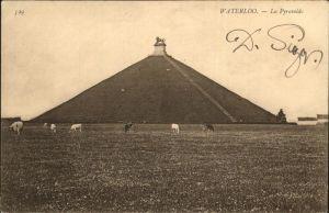 Waterloos La Pyramide Kat.