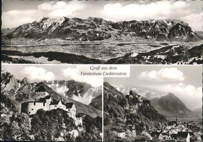 Liechtenstein   Kat. Liechtenstein