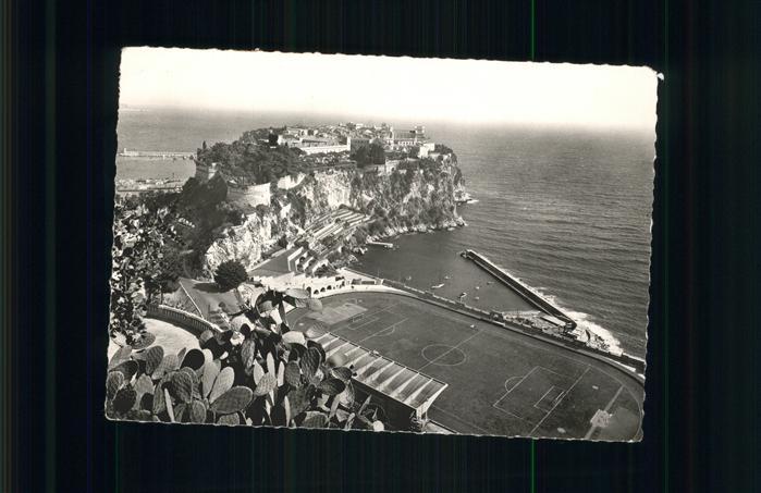 Monaco Le Rocher de Monaco Kat. Monaco