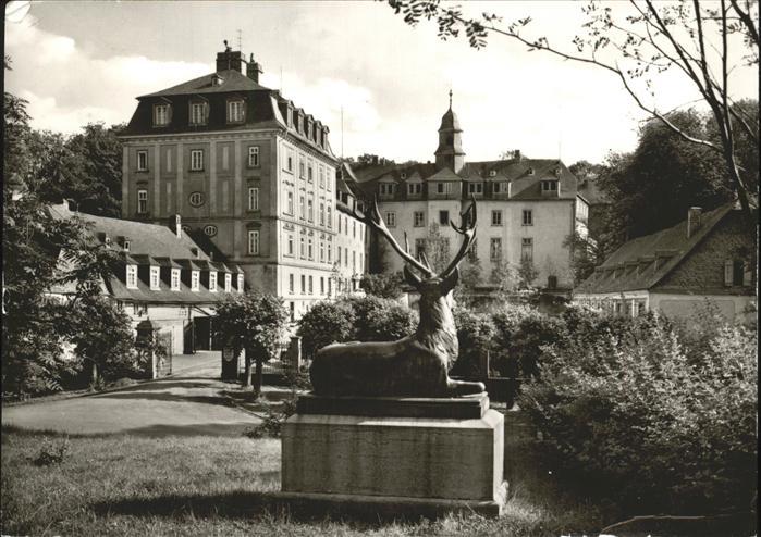 Laasphe Schloss Wittgenstein Kat. Bad Laasphe