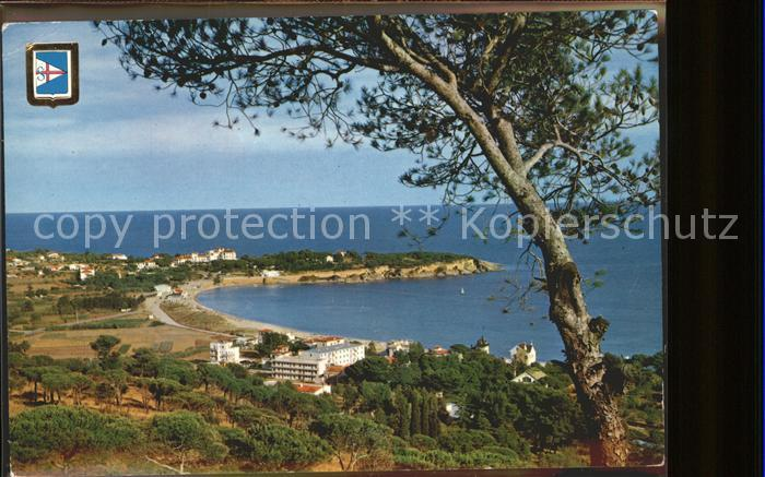 S Agaro Playa de San Pol Kat. Costa Brava Spanien
