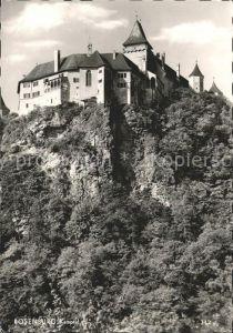 Rosenburg Kamp Burg Rosenburg Kat. Rosenburg Mold