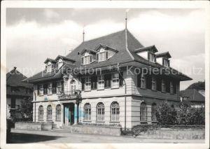Burgdorf Bern Kantonalbank Filiale Burgdorf Kat. Hasle Burgdorf