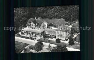 Leubringen Biel Schwesternheim des Roten Kreuzes Fliegeraufnahme