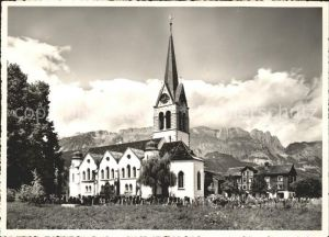 Grabs SG Kirche Kat. Grabs