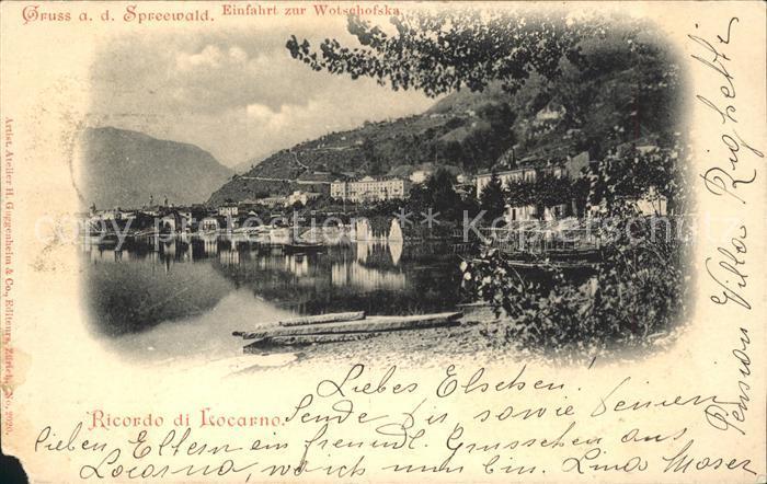 Locarno Seeufer / Locarno /Bz. Locarno