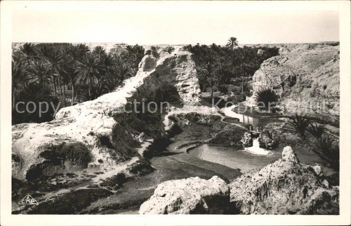 Gabes Ras el Oued Kat. Tunesien