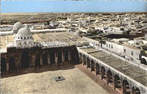 Kairouan Qairawan Cour de la Grande Mosquee / Tunesien /