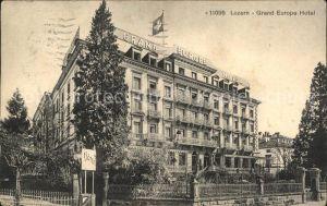 Luzern LU Grand Europe Hotel / Luzern /Bz. Luzern City