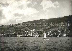 Rorschach Bodensee am Bodensee mit Blick auf die Landegg / Rorschach /Bz. Rorschach