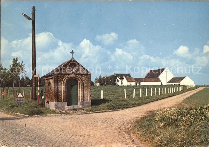 Heze Antwerpen Chapelle du Saint Sang Kat.
