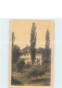 Luzern LU Richard Wagner Haus / Luzern /Bz. Luzern City