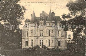 Villedieu en Beauce Chateau de la Verrerie