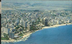 San Juan Puerto Rico Skyline Strand Kat. San Juan