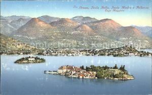 Stresa Lago Maggiore Isola Bella Isola Madre Pallanza