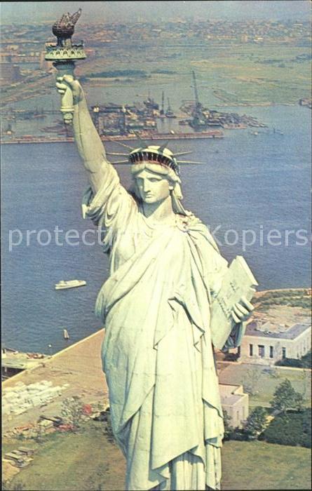 Statue of Liberty New York Kat. New York