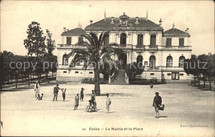 Colea La Mairie et la Place Kat.