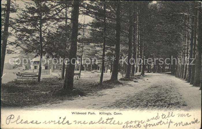 Killingly Connecticut Wildwood Park